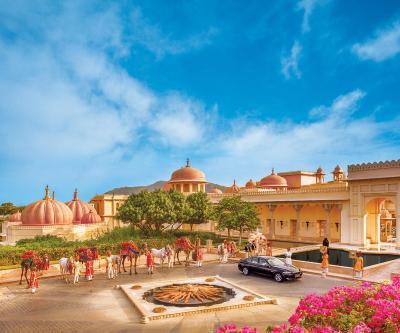 The Oberoi Udaivilas Udaipur India Booking Com