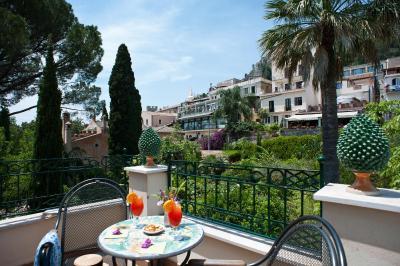 Hotel Villa Schuler - Taormina - Foto 40