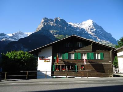 how to get to hotel eiger