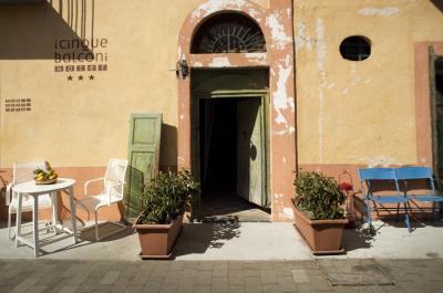 Hotel I Cinque Balconi - Santa Marina Salina - Foto 14