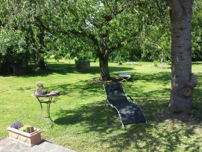B b chambres d 39 h tes les jardins de la for Jardin de la tuilerie