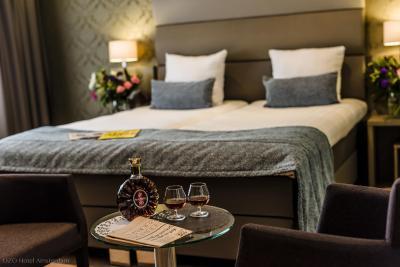 Ozo Hotel Amsterdam Lage