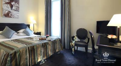hotel royal saint honore paris including reviews. Black Bedroom Furniture Sets. Home Design Ideas