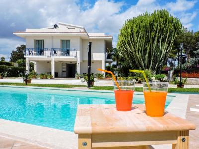 Residence Villa Eva - Fontane Bianche