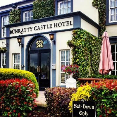 Bunratty castle restaurant