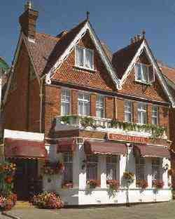 Kingsley Hotel Bournemouth Uk Booking Com