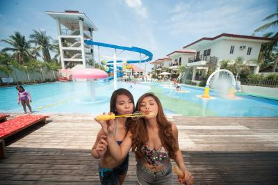 Cml Beach Resort Amp Waterpark Lemery Philippines Booking Com