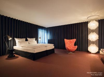hotel the qvest hideaway k ln deutschland. Black Bedroom Furniture Sets. Home Design Ideas