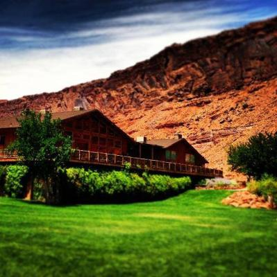 Red Cliffs Lodge Moab Ut Booking Com