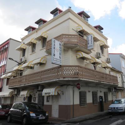 carib hotel martinique fort de france. Black Bedroom Furniture Sets. Home Design Ideas