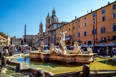 Hotel Tiziano Roma Italy