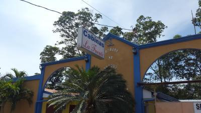 Hotel cabinas la fuente boca barranca costa rica - Bagno boca barranca ...