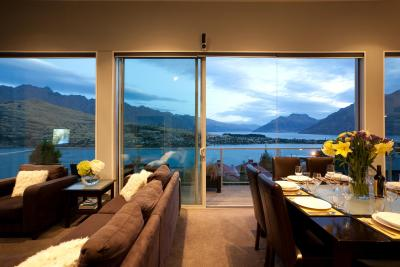 Appartamento highview terrace queenstown for 5 the terrace queenstown