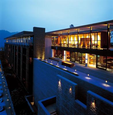 Resort The Lalu Sun Moon Lake Yuchi Taiwan Booking Com