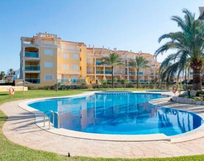Apartamento marina azul playa denia d nia for Apartamentos playa azul