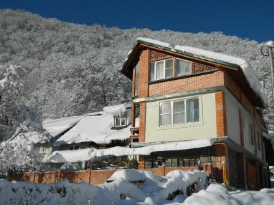 Частный дом с номерами и отдельной кухней