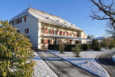 Auberge de la r union suisse coinsins for Auberge l autre jardin