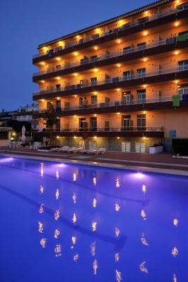 hotel continental tossa mar:
