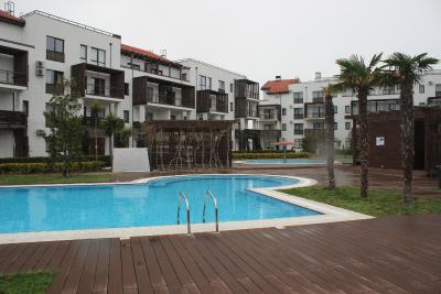 Apartments with Terrace on Triumfalnaia