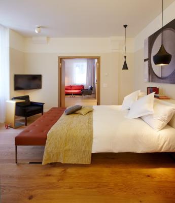 Top deals b2 boutique hotel spa z rich switzerland for Best boutique hotels geneva