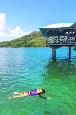 Coron Underwater Garden Resort Philippines