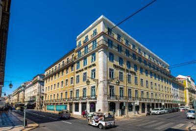hotel pestana cr7 lisboa portugal lissabon. Black Bedroom Furniture Sets. Home Design Ideas