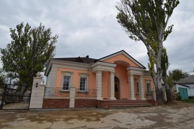 Hostel Usadba Graf Oliv
