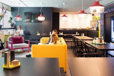 Qbic hotel wtc amsterdam nederland amsterdam for Qbic hotel amsterdam