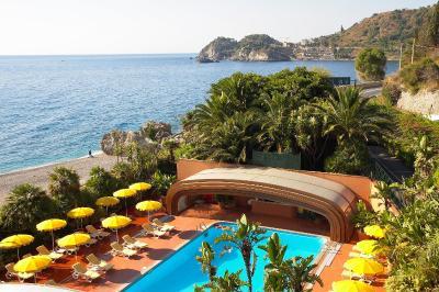 Hotel Caparena & Wellness Club - Taormina - Foto 45