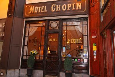 H Tel Chopin Paris Including Reviews