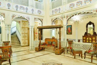 Hotel Welcomheritage Traditional Haveli Jaipur India