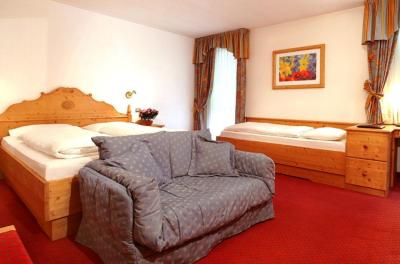 Hotel Corona Krone Selva Val Gardena