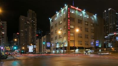 Hotel best western river north chicago il for Best hotels in river north chicago