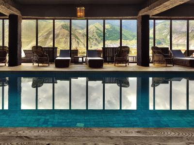 Rooms Hotel Kazbegi Georgia Booking Com