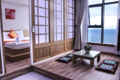Gold Ocean Apartment