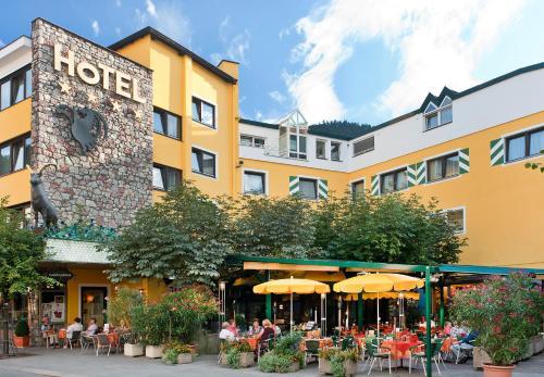 Hotelbilleder: Hotel Schrofenstein, Landeck