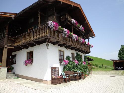 ホテル写真: Landhaus Aigner, Mittersill