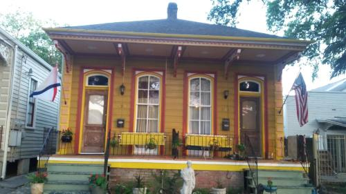 Creole Victorian House