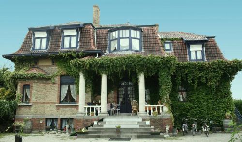 Zdjęcia hotelu: B&B De Vijf Zuilen, Brugia