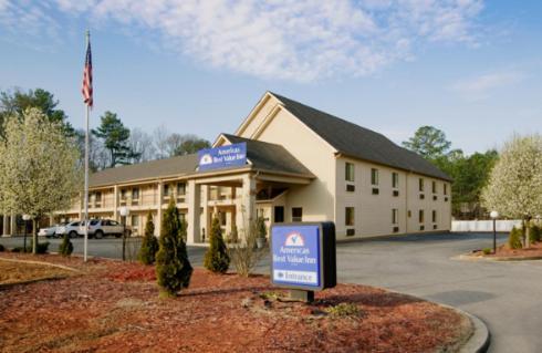 America's Best Value Inn - Acworth Review