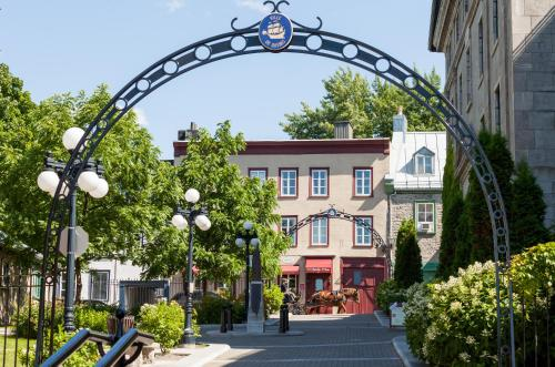 Ursulinenkloster von qu bec tourismus qu bec viamichelin for Auberge autre jardin quebec city