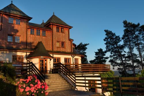 Hotel Veitsberg-Vitkova Hora