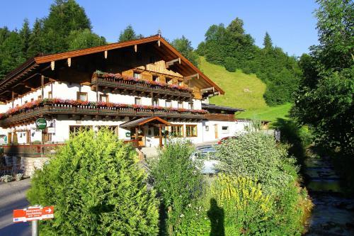 Foto Hotel: Gasthof Friedlwirt, Unken