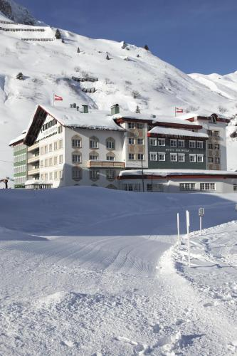 Fotos do Hotel: Hotel Edelweiss, Zürs am Arlberg
