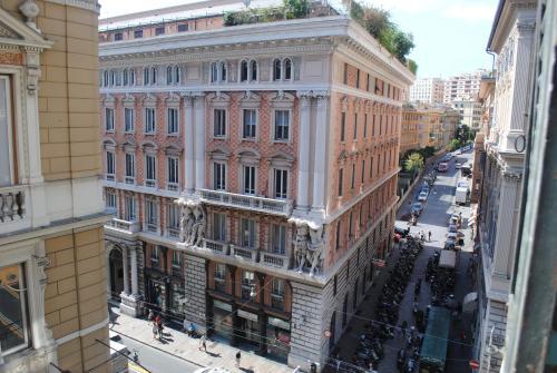 Hotel Bel Soggiorno - Genova - prenotazione on-line - ViaMichelin