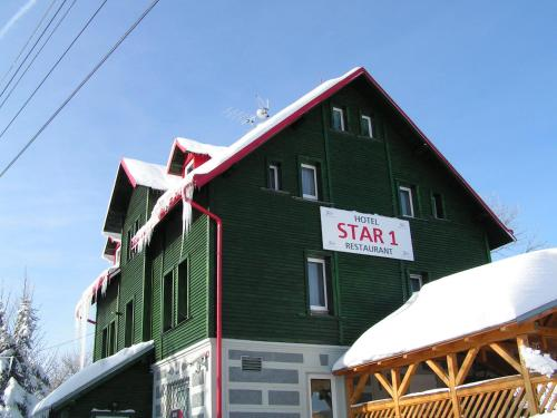 Hotel Pictures: Hotel Star 1,2, Vejprty