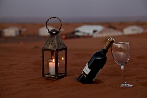 Sahara Luxury Camp