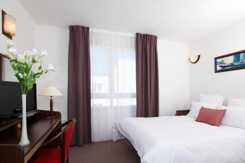 Bretagne aparthotels unterk nfte zur for Adagio appart city