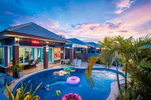 Baan Jaras Fun Pool Villa