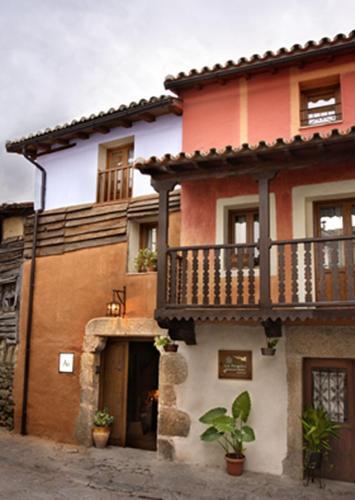 Hotel Pictures: , Valverde de la Vera
